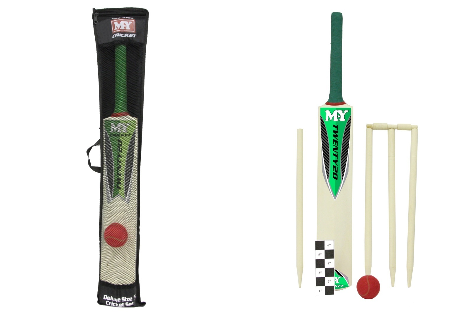 Wooden Cricket Set Size 5 Buy Outdoor Toys Online At
