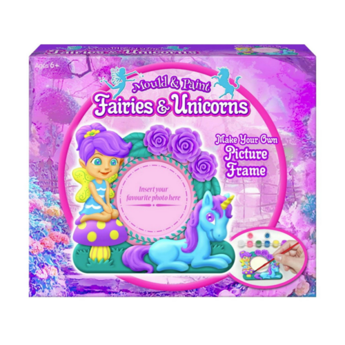 Fairies and Unicorns Make Your Own Picture Frame