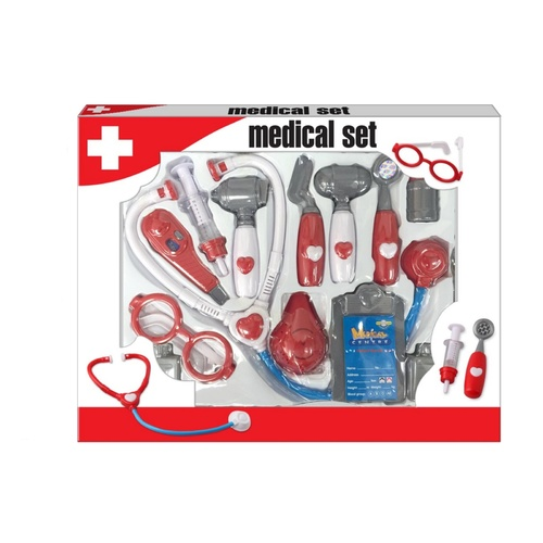 Doctors Medical Play Set