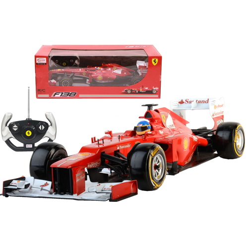 Ferrari F138 R/C Racing Car 1:12