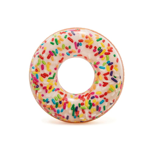 Sprinkle Donut Tube Pool Float