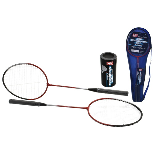 Pro Badminton Set for 2 Players