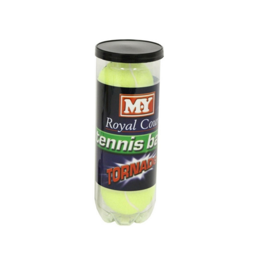 Royal Court Tennis Balls (1 Tube)