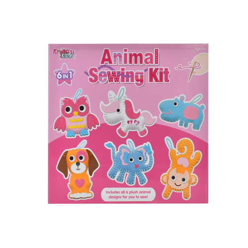Animal Sewing Kit