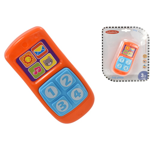 Infunbebe My First Phone