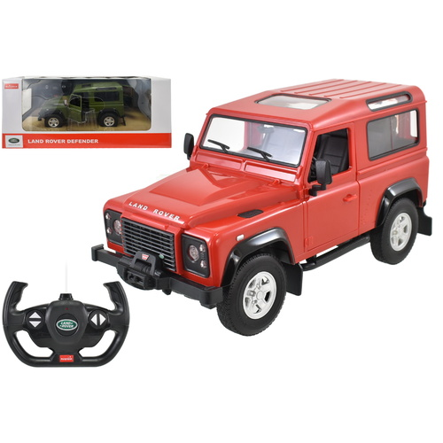 Land Rover Defender Remote Control Racing Car 1:14