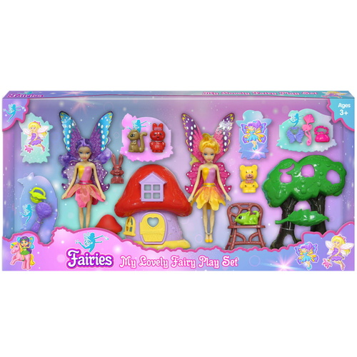 My Lovely Fairy Playset