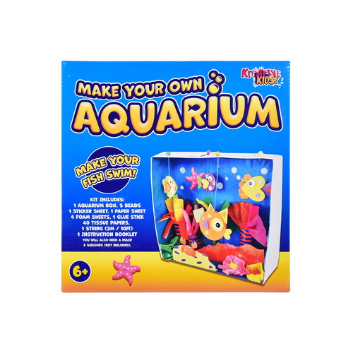 Make Your Own Aquarium