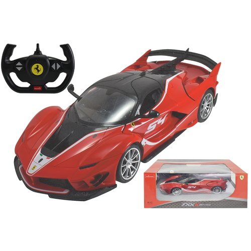 Ferrari Fxx K Evo Remote Control Racing Car 1:14