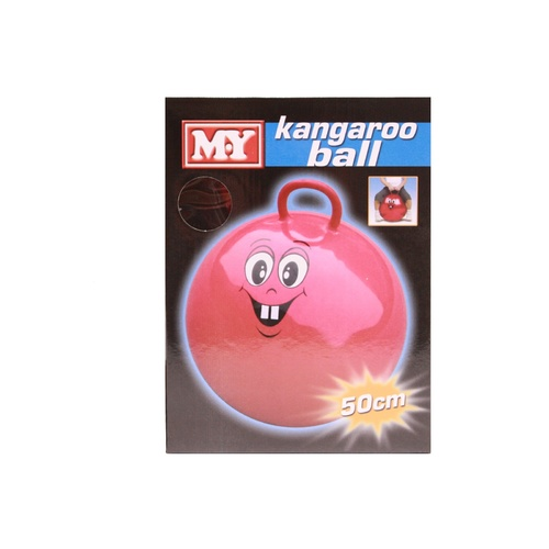 Kangaroo Ball Space Hopper