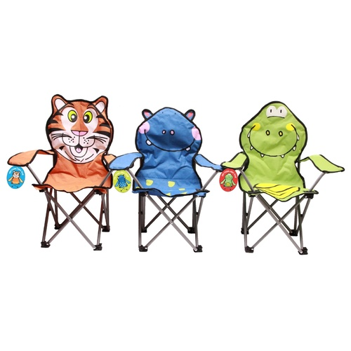 Kids Folding Animal Chair