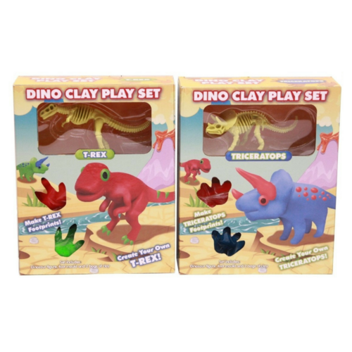 Dino Clay Play Set