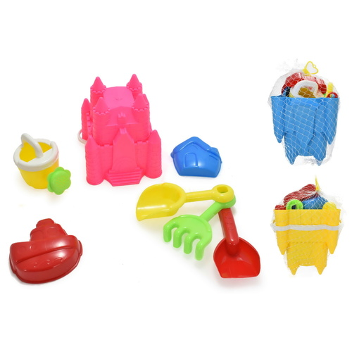 Princess Bucket and Spade Castle Set