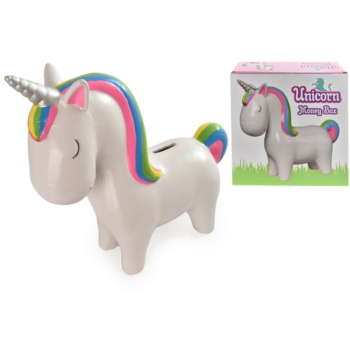 Unicorn Money Box