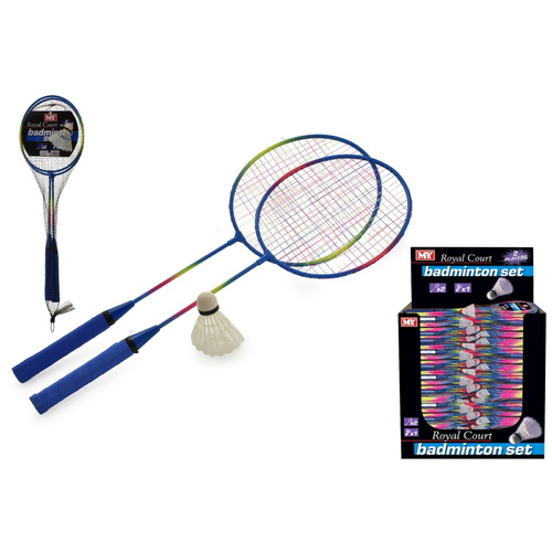 Badminton Set for 2 Players