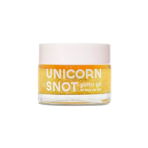 Unicorn Snot - Face and Body Glitter Gel in Gold